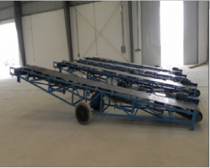Portable mobile conveyor1